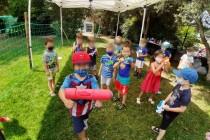 Τελετή Λήξης του φετινού English Summer Camp