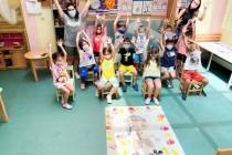 English Summer Camp: Day 7