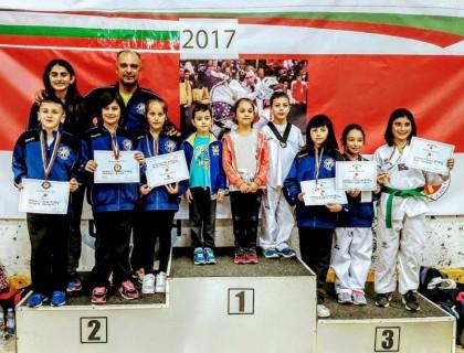 Σε διεθνές τουρνουά αθλητές μας του Tae Kwon Do