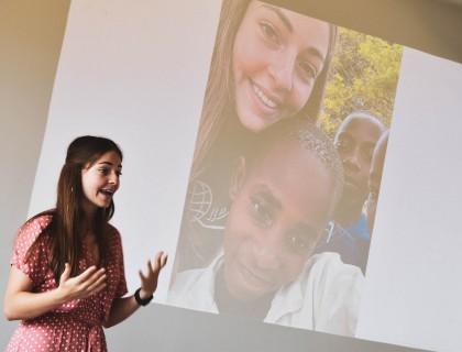 Όταν η Χαρά μας μίλησε για την Τανζανία