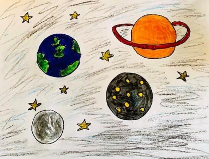 Μαθαίνοντας για το ηλιακό μας σύστημα
