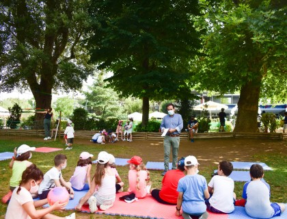 English Summer Camp: Day 4