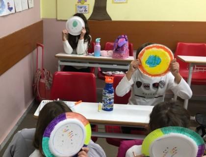 Μαθαίνουμε για τους πλανήτες στα αγγλικά!