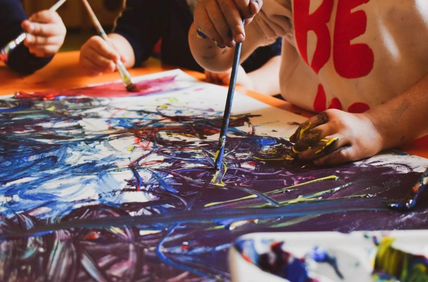 Με έμπνευση από αξιοθαύμαστους ζωγράφους
