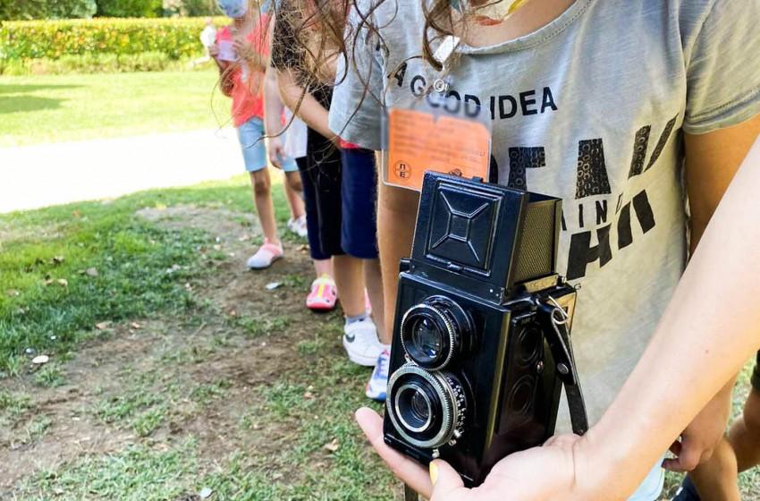 English Summer Camp: Day 5