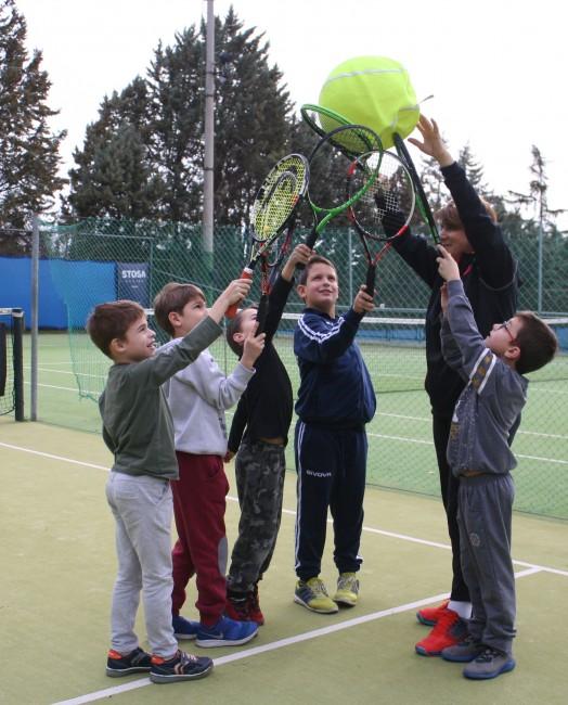 Junior Τένις